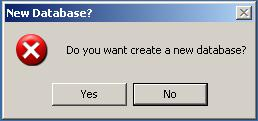 When you see this screen click on YES